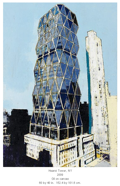 Hearst Tower, Enoc Perez